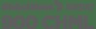 900 CHML logo - greyscale