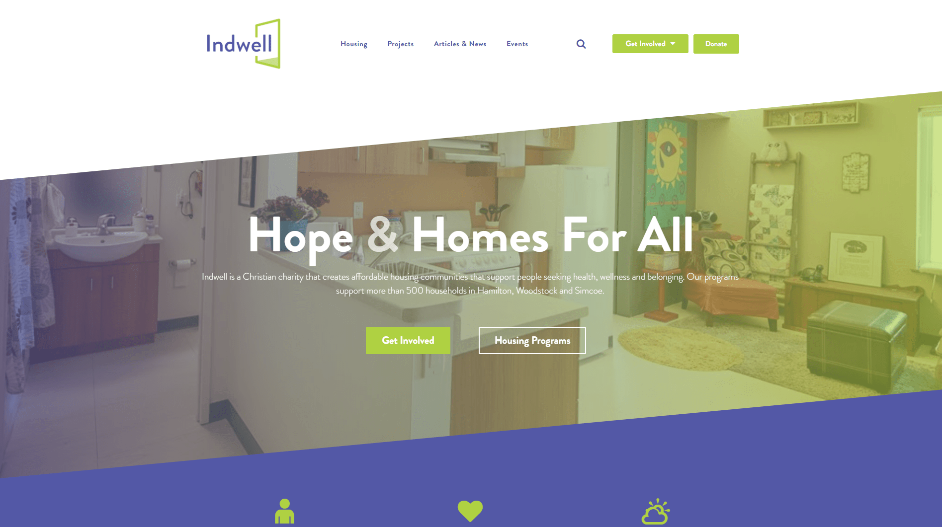 Indwell: Hope and Homes | Lives Transformed | Canadian Charity