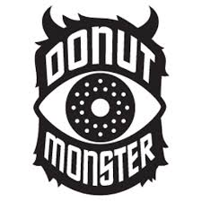 Donut Monster logo