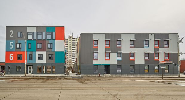McQuesten Lofts and Parkdale Landing - Hamilton - 2020 - construction