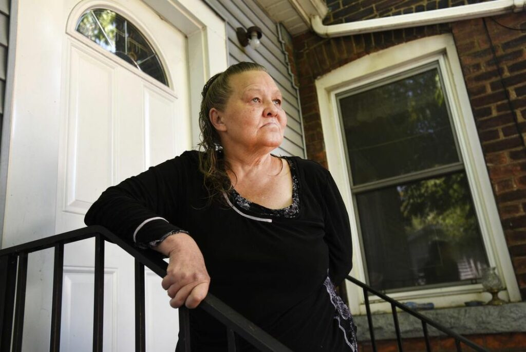 After 17 years of rent she could afford, Michelle Hruschka finds herself at a nerve-racking crossroads in west Hamilton.